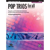 STORY M. POP TRIOS FOR ALL TROMBONES OU BARYTONS