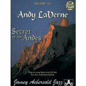 AEBERSOLD VOL 101 ANDY LAVERNE SECRET OF THE ANDES