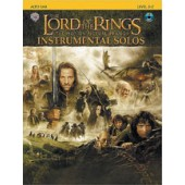 THE LORD OF THE RINGS TRILOGY BIG NOTE PIANO