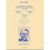 MULE M. GAMMES ET ARPEGES VOL 2 SAXOPHONE