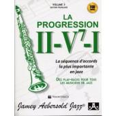 AEBERSOLD VOL 003 PROGRESSION II-V7-I