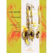 GRATZER C. TRANSMUTANGO SAXO MIB