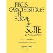 DUBOIS P.M. PIECE CARACTERISTIQUE EN FORME DE SUITE N°5 SAXO MIB