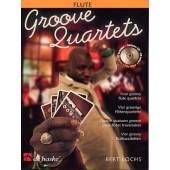 LOCHS B. GROOVE QUARTETS FLUTES