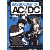 AC/DC BASSOLOGY OF BASSE TAB