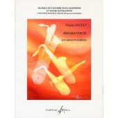 PAULET V. AEOLIAN VOICES SAXOS