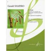 SHAPIRO G. TRIO SAXOS