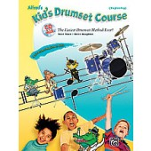ALFRED'S KID'S DRUMSET COURSE BATTERIE