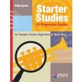 SPARKE P. STARTER STUDIES TROMPETTE/CORNET