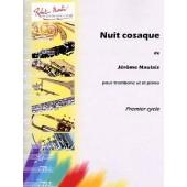 NAULAIS J. NUIT COSAQUE TROMBONE