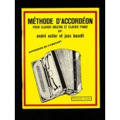 ASTIER A./BASELLI J. METHODE JAUNE ACCORDEON