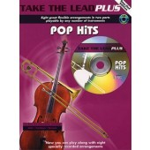 TAKE THE LEAD PLUS POP HITS TROMBONE, VIOLONCELLE OU BASSON