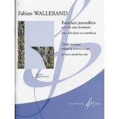 WALLERAND F. EXERCICES JOURNALIERS TUBA BASSE