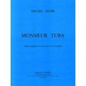 FICHE M. MONSIEUR TUBA
