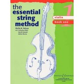 NELSON S. THE ESSENTIAL STRING METHOD VOL 1 VIOLON