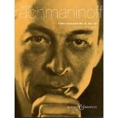 RACHMANINOV S. CONCERTO N°2 OP 18 2 PIANOS