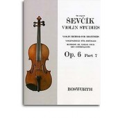 SEVCIK OPUS 6 PART 7 VIOLON