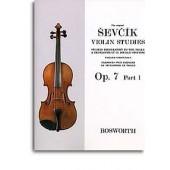 SEVCIK OPUS 7 PART 1 VIOLON