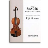 SEVCIK OPUS 6 PART 5 VIOLON