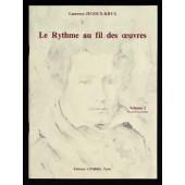 JEGOUX-KRUG L. RYTHME AU FIL DES OEUVRES VOL 2