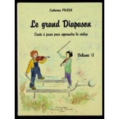 PRADA C. GRAND DIAPASON VOL 2 VIOLON
