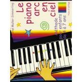 MULLER-SIMMERLING C. LE PIANO ARC EN CIEL