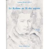 JEGOUX-KRUG L. RYTHME AU FIL DES OEUVRES VOL 5