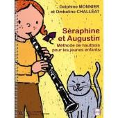 MONNIER D./CHALLEAT O. SERAPHINE ET AUGUSTIN METHODE HAUTBOIS