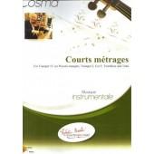 COSMA V. COURTS METRAGES QUINTETTE DE CUIVRES