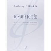 GIRARD A. RONDE ETOILEE FLUTE ET GUITARE ET PIANO