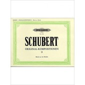 SCHUBERT F. COMPOSITIONS ORIGINALES VOL 2 PIANO 4 MAINS