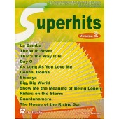 SUPERHITS VOL 2 ACCORDEON