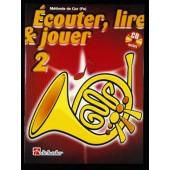 ECOUTER LIRE JOUER VOL 2 COR