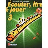 ECOUTER LIRE JOUER VOL 3 FLUTE