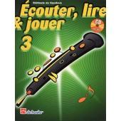 ECOUTER LIRE JOUER VOL 3 HAUTBOIS