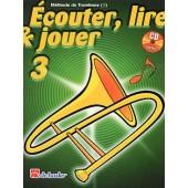 ECOUTER LIRE JOUER VOL 3 TROMBONE