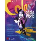 DUNGEN COLOURS OF THE WORLD VIOLON