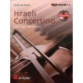 PERLMAN G. ISRAELI CONCERTINO VIOLON