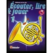 ECOUTER LIRE JOUER VOL 1 COR