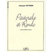 VEYRIER J. PASTORALE ET RONDO HAUTBOIS