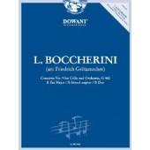 BOCCHERINI L. CONCERTO SIB MAJEUR VIOLONCELLE
