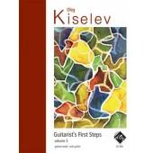 KISELEV O. GUITARIST'S FIRST STEPS VOL 3