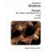 BRAHMS J. SONATE OP 100 N°2 VIOLON