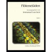 LUCCHESI I. FLUTE STUDIES VOL 1 FLUTE