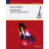 RAGOSSNIG K. STEP BY STEP GUITARE
