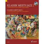CLASSICS MEETS JAZZ VOL 2 PIANO