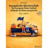 EMONTS F. METHODE DE PIANO EUROPEENNE VOL 1