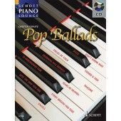 GERLITZ C. POP BALLADS PIANO
