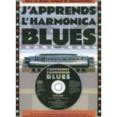 BAKER D. J'APPRENDS L'HARMONICA BLUES