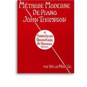 THOMPSON J. METHODE MODERNE VOL 1